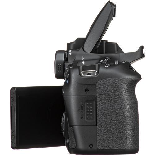 بدنه دوربین کانن 90 دی CANON EOS 90D DSLR CAMERA (BODY ONLY)