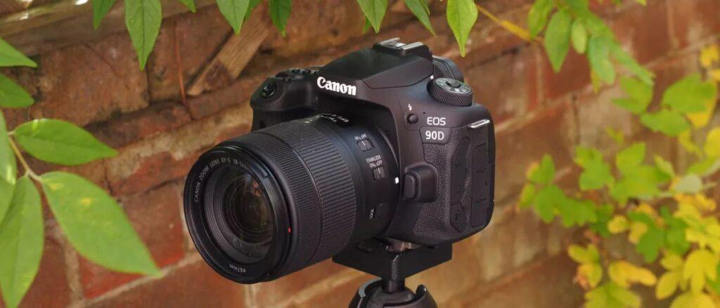 دوربین عکاسی کانن Canon 90D بدنه