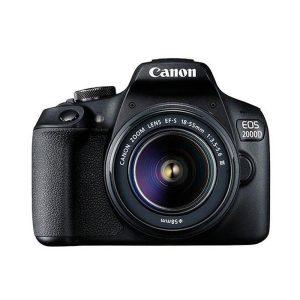 دوربین عکاسی کانن Canon EOS 2000D Kit EF S 18 55mm III