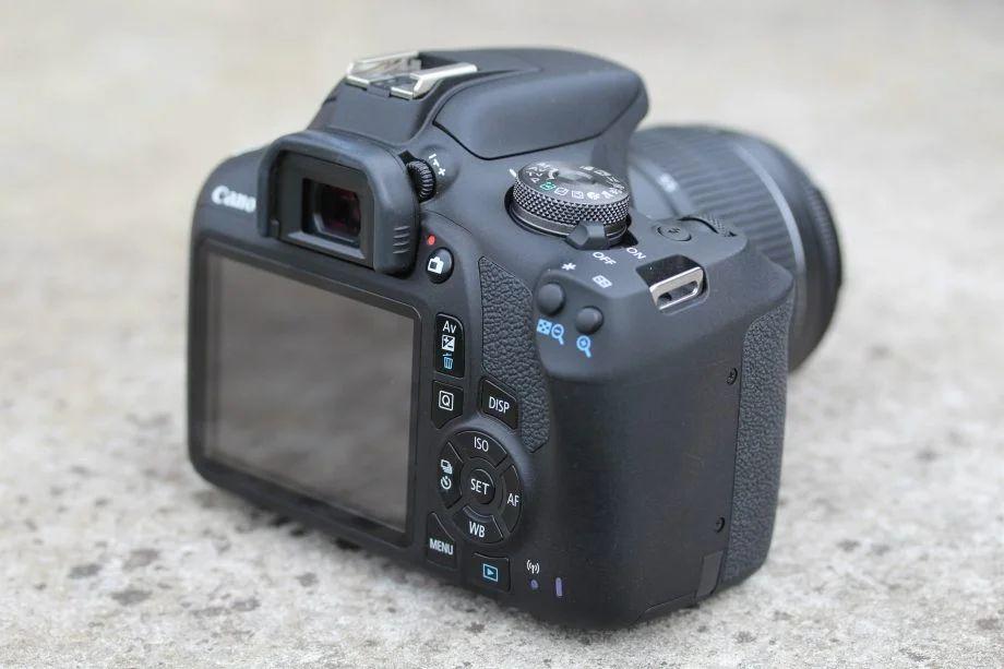 مشخصات دوربین کانن 2000d