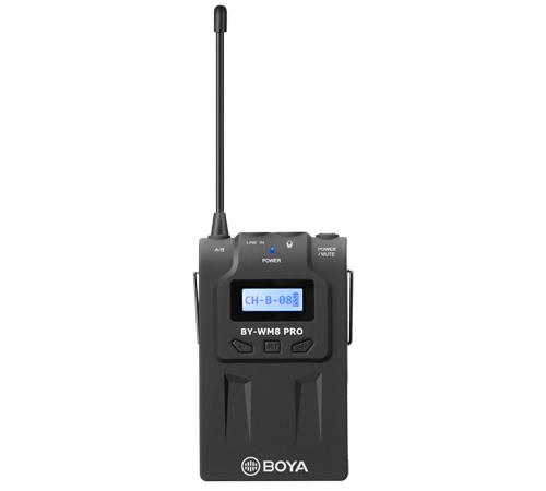 میکروفون boya wm8 k2
