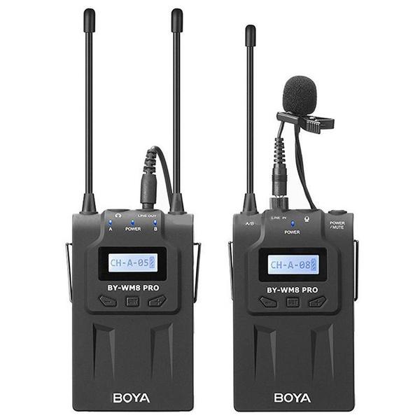 میکروفون یقه ای Boya Wm8 Pro K1