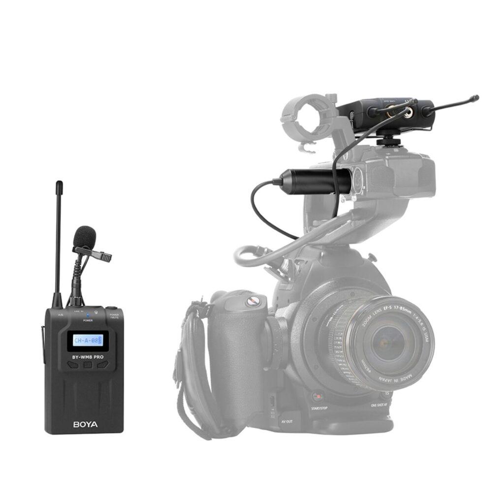 میکروفون Boya BY WM8 Pro K1