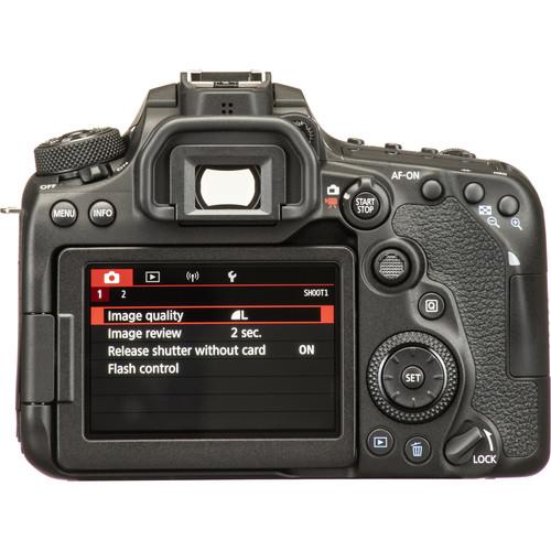EOS 90D Canon