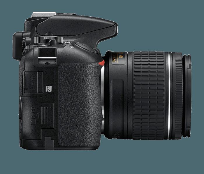 آموزش دوربین نیکون D5600