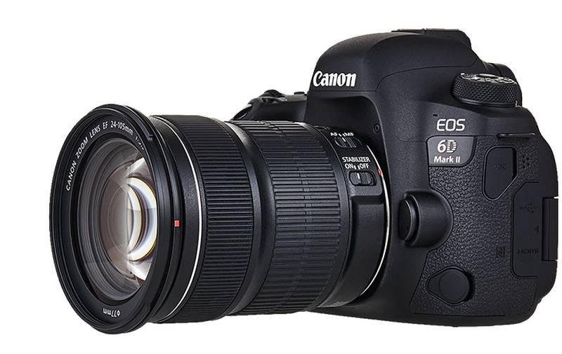 دوربین عکاسی فیلمبرداری کانن EOS 6D Mark II