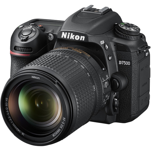 دوربین نیکون Nikon D7500 Kit 18 140