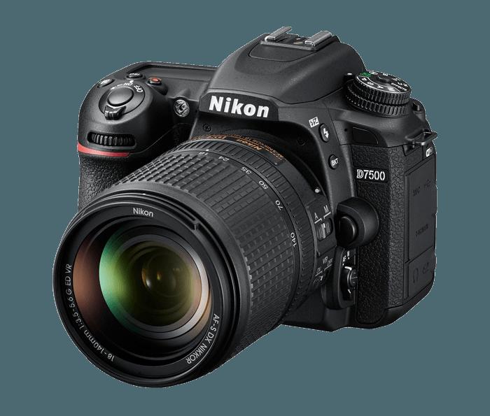 قیمت و خرید و بررسی دوربین نیکون Nikon D7500