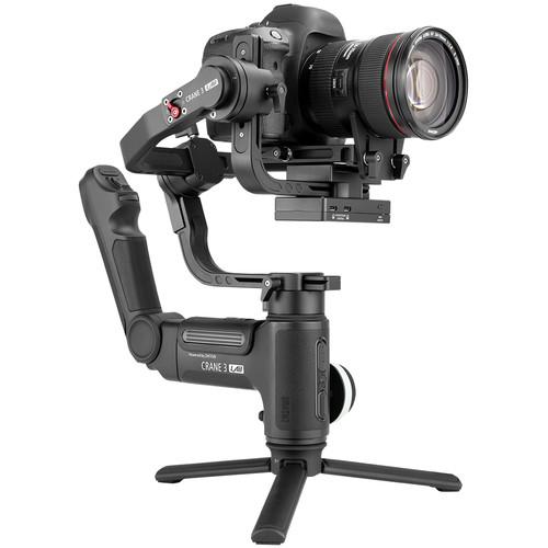 لرزشگیر دوربین ژیون Crane 3 LAB