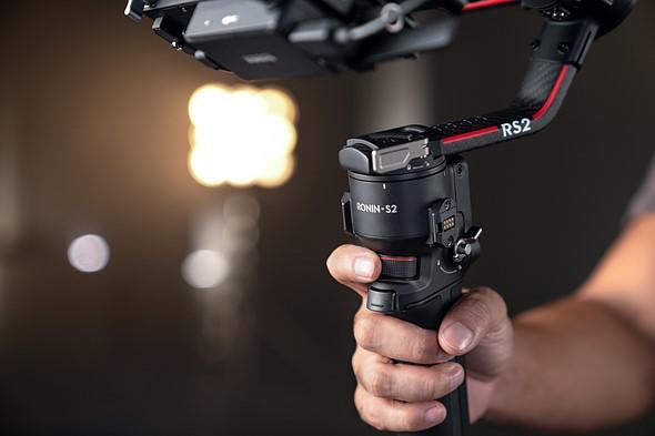 لرزشگیر دوربین DJI RS2