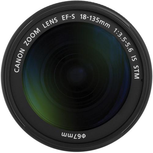 لنز دوربین کانن 18 135mm