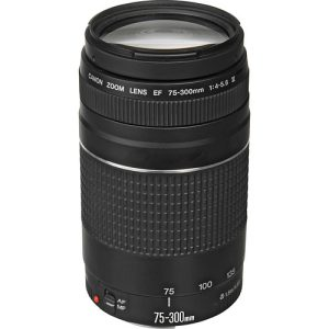 لنز کانن Canon EF 75 300mm III