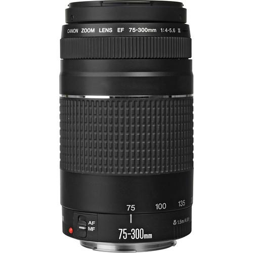 لنز کانون Canon EF 75 300mm III