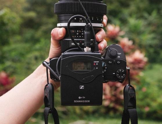 میکروفن دوربین سنهایزر Sennheiser EW 112P G4 G