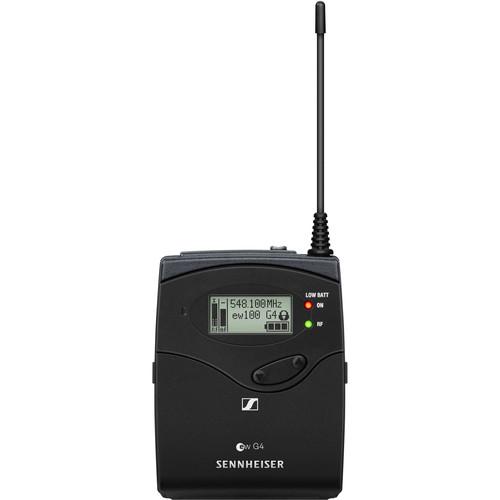 میکروفون بی سیم با کیفیت برای صدا برداری مدل سنهایزر Sennheiser EW 112P G4 G