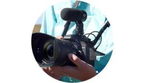 کنترل صدا در دوربین دی 7500