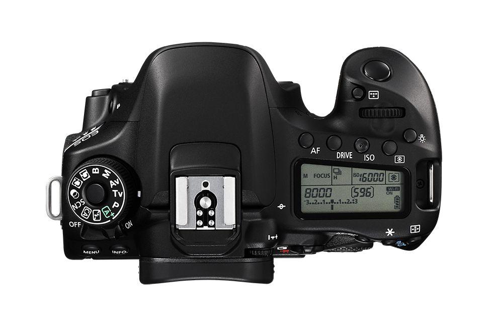 80D بدنه دوربین کانن