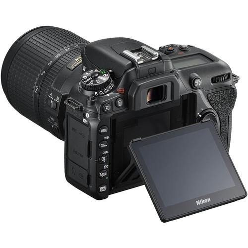 Nikon D7500 Kit 18 140 خرید در دوربین استور