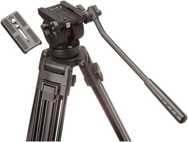 سه پایه دوربین کینگ جوی مدل Kingjoy VT 2500 با بهترین قیمت در دوربین استور