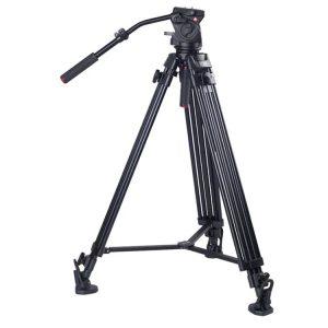 سه پایه فیلمبرداری کینگ جوی VT 3500