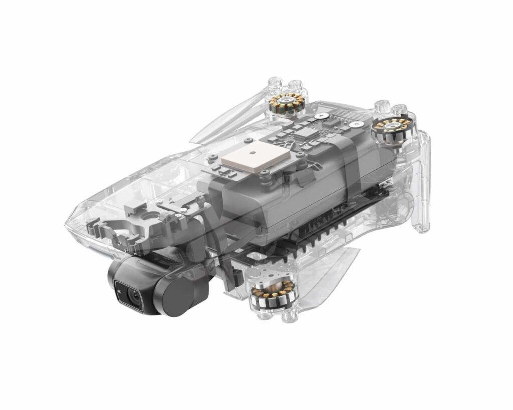 مشخصات و بررسی کامل هلی شات مویک مینی 2 کمبو DJI Mavic Mini 2 Fly More Combo در دوربین استور