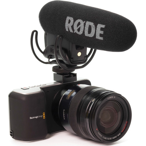 میکروفون دوربین رود Rode Videomic Pro