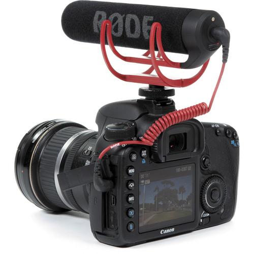 میکروفون رود Rode Videomic GO برای کار فیلمبرداری