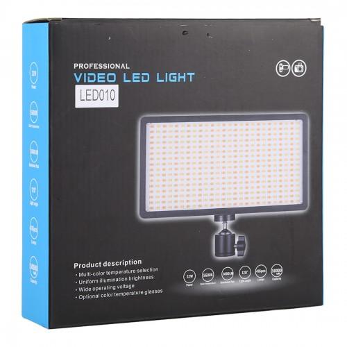 نور ثابت اس ام دی Video LED Light 416 قطعه