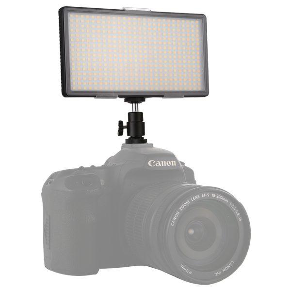 نور مناسب فیلمبرداری نور ثابت اس ام دی Video LED Light 416 قطعه