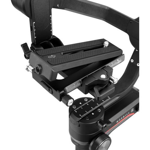 نگه دارنده دوربین استابلایزر دوربین ویبیل اس Zhiyun WEEBILL S Stablizer