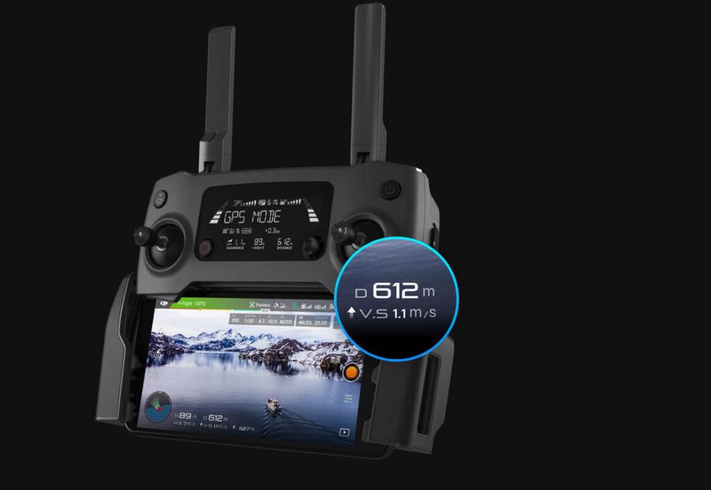 کنترلر هلی شات مویک پرو 2 کمبو DJI Mavic 2 Pro Combo