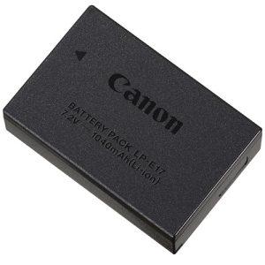 باطری طرح اصلی کانن Canon LP E17