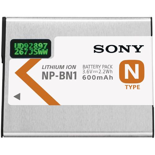 خرید باطری سونی NP BN1 با بهترین قیمت در دوربین استور