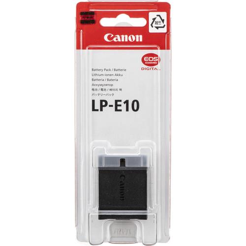 خرید باطری کانن Canon LP E10 با بهترین قیمت در دوربین استور