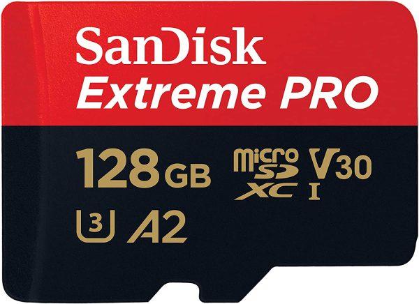 Sandisk Micro Sdxc 128gb 170mb S