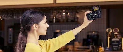 امکانات هوشمند در دوربین هوشمند سونی Sony Alpha 6400