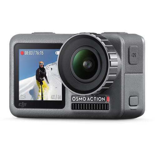 خرید دوربین اکشن ورزشی اسمو اکشن Osmo Action با بهترین قیمت در دوربین استور
