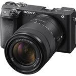 دوربین بدون آینه سونی Sony Alpha A6400 Kit 18 135mm