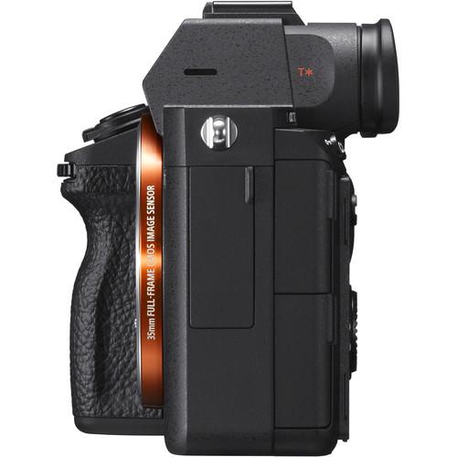 زاویه بغل دوربین بدون آینه سونی Sony Alpha 7 III
