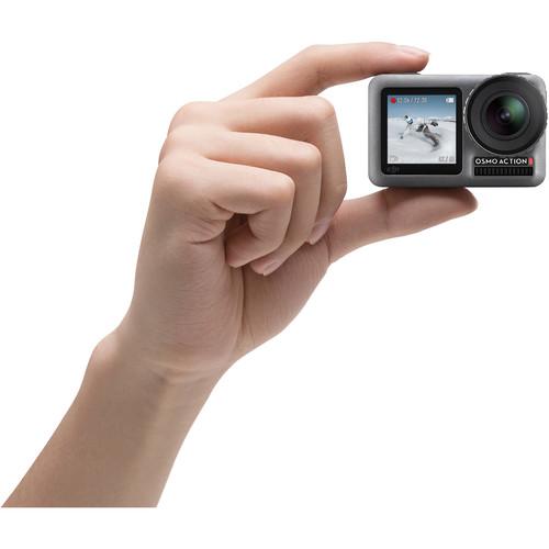 سایز کوچک دوربین اکشن ورزشی اسمو اکشن Osmo Action