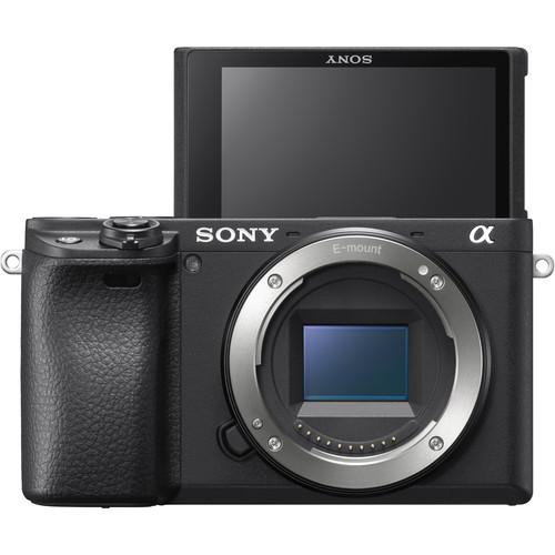 صفحه نمایش جرخان دوربین بدون آینه سونی Sony Alpha 6400 Body