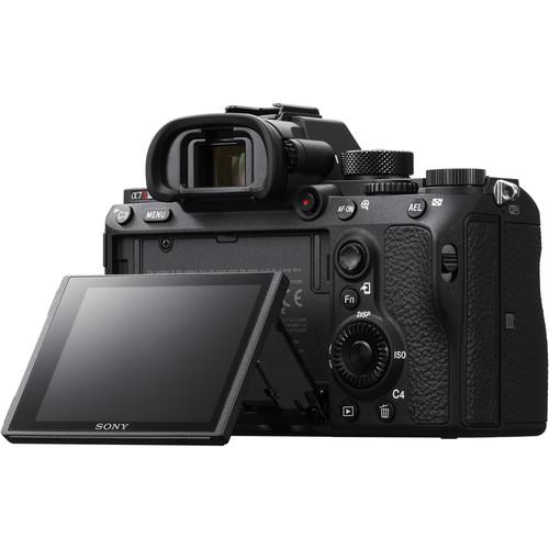صفحه نمایش دوربین سونی Sony Alpha A7R III