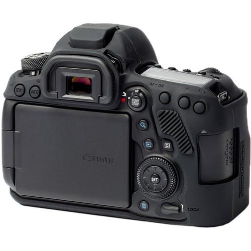 قیمت و خرید کاور ژله ای دوربین کانن 6D Mark Ii رنگ مشکی در دوربین استور