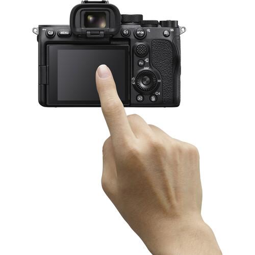 نمایشگر لمسی دوربین بدون آینه سونی Sony Alpha 7 S III