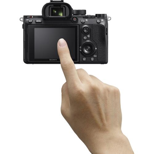 نمایشگر لمسی دوربین سونی Sony Alpha A7R III