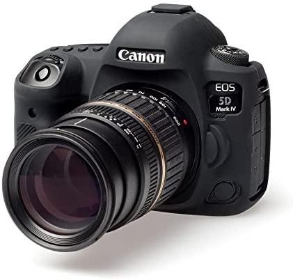 کاور ژله ای دوربین کانن 5D Mark IV رنگ مشکی با بهترین قیمت و کیفیت در دوربین استور
