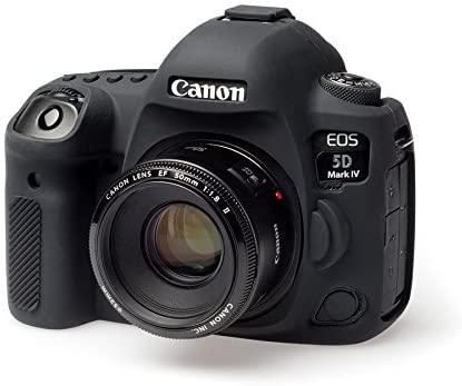 کاور ژله ای دوربین کانن 5D Mark IV رنگ مشکی