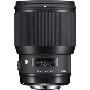 Sigma 85mm f/1.4 DG HSM Art Lens for Canon EF